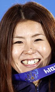SOCHI2014 Ski Halfpipe Medal Winner Onozuka Ayana