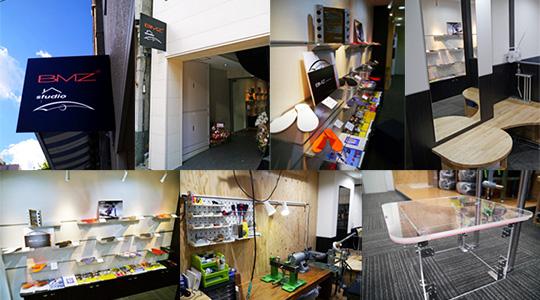 BMZ TOKYOスタジオ